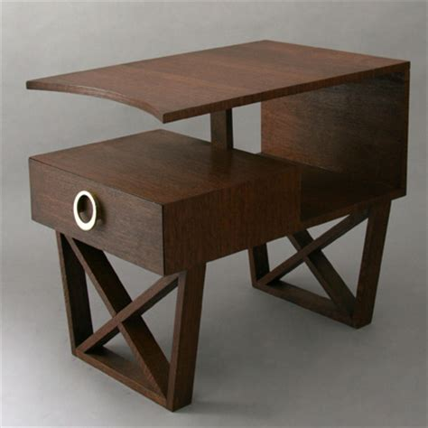 the vestry side table inspired by mid century modern furniture
