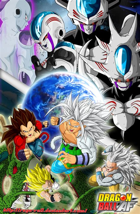 imagenes videos de dragon ball af imagenes espectaculares de dragon ball af im 225 genes