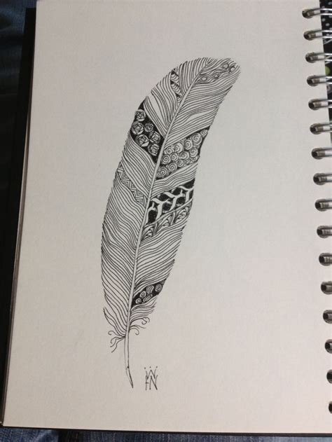 zentangle patterns tangle patterns scrolled feather zentangle feather patterns step by step zentangle feather