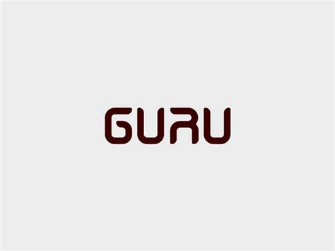 Design Logo Guru | guru com logo design images