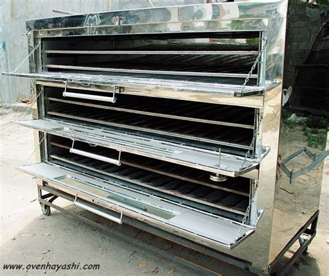 Oven Gas Hayashi mengapa harus oven gas stainless oven gas galvalum juga