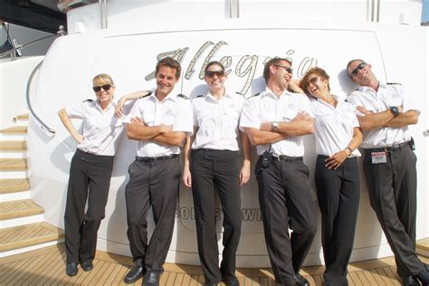 charter boat owner salary official yacht stewardess job descriptions and salaries