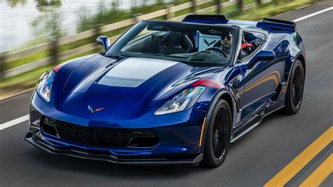 chevrolet corvette grand sport convertible 2017