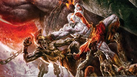 battle of gods god of war 3 wallpapers hd wallpaper cave