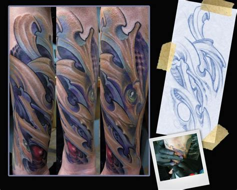 tattoo shops in st cloud mn organic biomech by scotty munster tattoonow