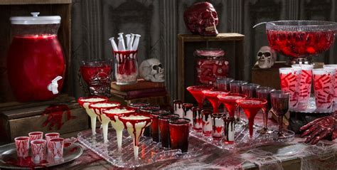 halloween barware halloween drinkware serveware goblets printed and