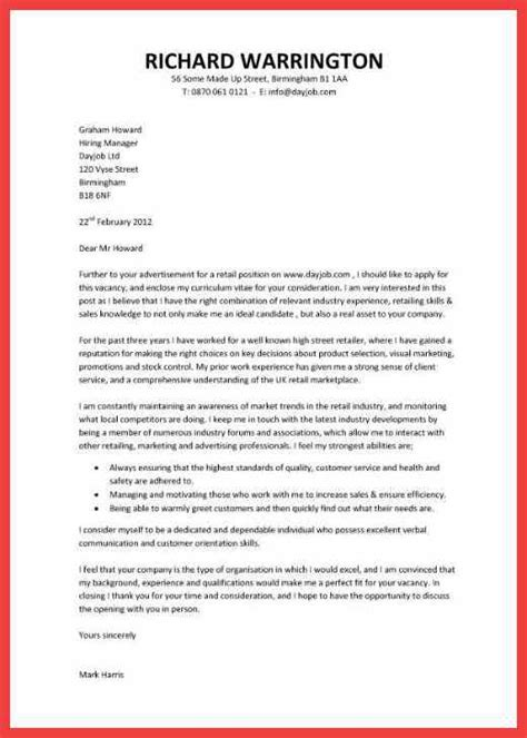 perfect cover letter sle memo exle
