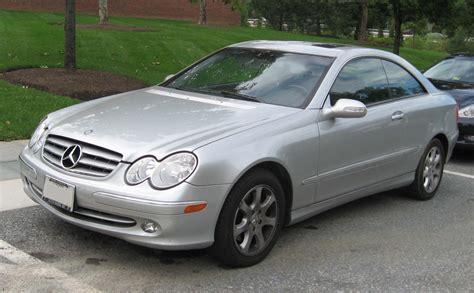 2003 Mercedes Clk 2003 Mercedes Clk Class Information And Photos