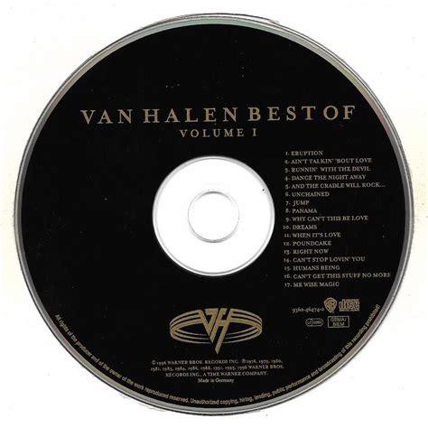 Cd Volume Volume 1 best of volume 1 by halen cd with kawa84 ref 118715490