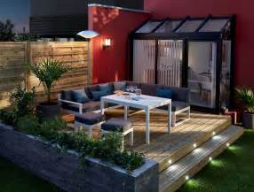 bilder terrassen terrasse bois notre shopping tendance pour du bois sur