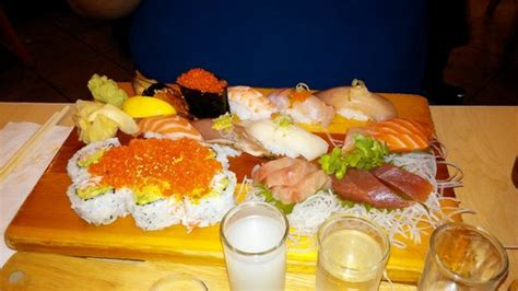 sushi house alameda assorted sashimi picture of sushi house alameda tripadvisor