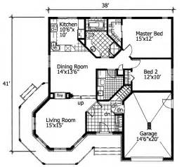 simple one floor house plans architectural designs