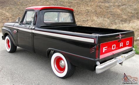 ford truck bed 1967 ford f100 custom cab cer special american cars for