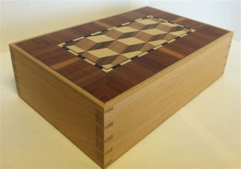 Handmade Dovetail - handmade dovetail box finewoodworking
