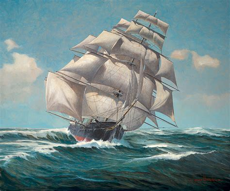 nautical painting the marine art prints nautical oil paintings and maritime