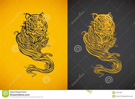 tiger spirit royalty free stock photography image 31321897