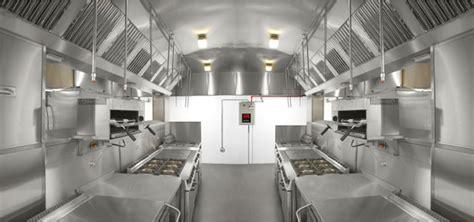 hottes de cuisines commerciales de restaurants en beauce
