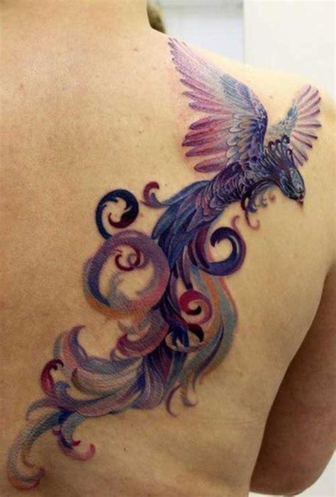 25 Beste Phoenix Tattoo Designs   Tattoos & Ideen