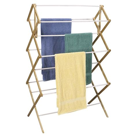 Clothes Drying Rack by Household Essentials 5005 Collapsible Wood Drying Rack Clothes Drying Racks At Hayneedle