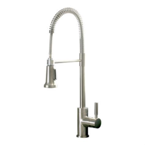 kitchen faucet industrial best commercial style kitchen faucet reviews of top picks