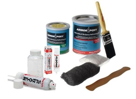 refinish bathtub kit bathroom epoxy refinishing kit bathroom epoxy