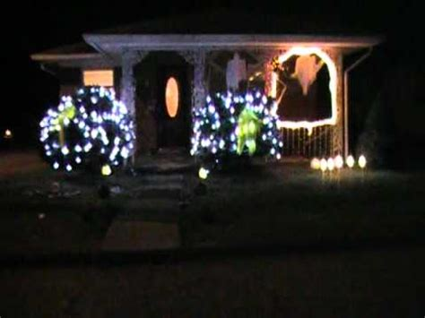 House With Lights Synced To For