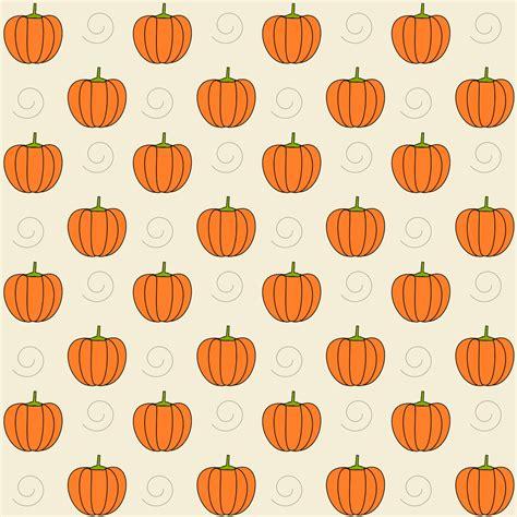 Printable Paper Pumpkin | free digital pumpkin scrapbooking paper ausdruckbares