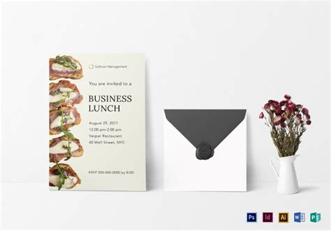 Invitation Card Template Indesign by 52 Meeting Invitation Designs Free Premium Templates