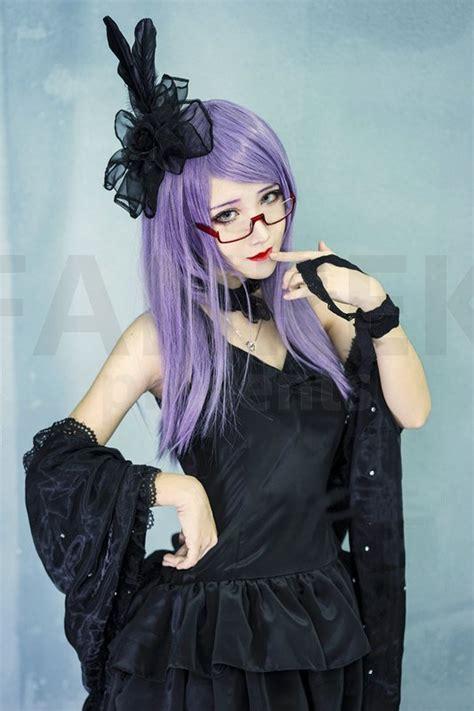 rize tokyo ghoul cosplay foto bugil bokep