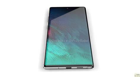 samsung galaxy note 10 pro to come with rear setup front single punch