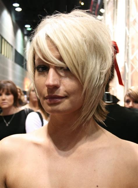 funky haircuts for the older women glamorous collection of funky hairstyles for new year 2012