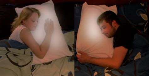 Glow Pillows For Couples beating pillows images frompo