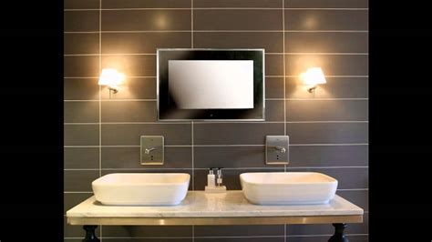 Bathroom Tv Ideas Home Design Decorations