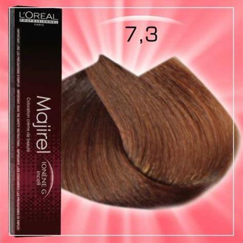 majirel 7 3 golden majirel permanent colour hair majirel hajfest 233 k 50ml 7 3
