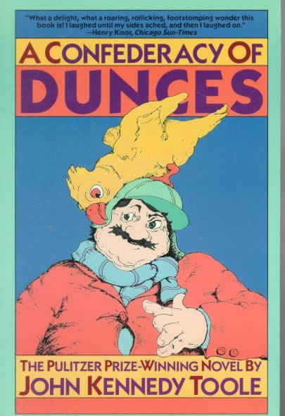 libro a confederacy of dunces la conjura de los necios panfletonegro