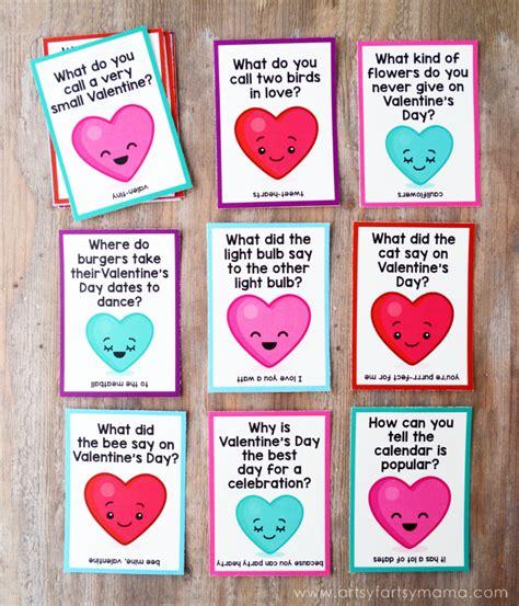 free printable valentine jokes free printable valentine lunch box jokes artsy fartsy mama