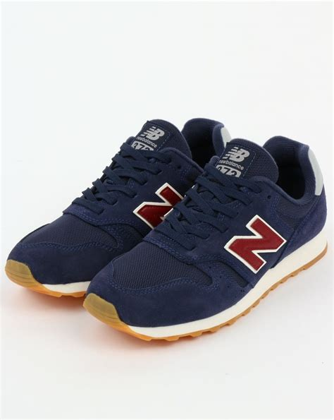 New Balance 373 Navy Putih new balance 373 navy and