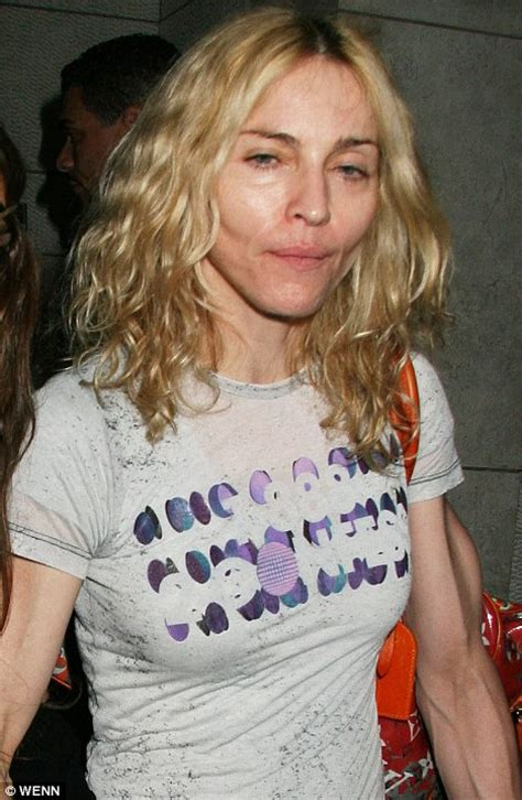 Price Ill Never Surgery Oh Cmon by Liz Jones Yes She Looks Tired And Ill But Give Madonna