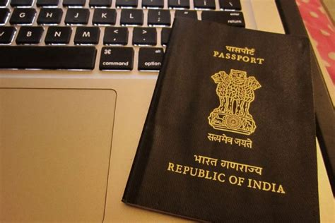 Passport Criminal Record India Aadhar Now Get Passport In Just 10 Days The Logical Indian