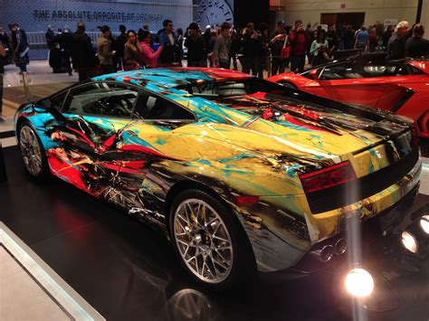 best paint for car auto show js of our lives