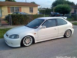 2000 honda civic with jdm ctr conversion and integra type