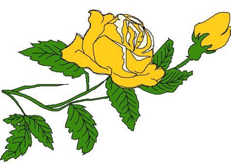 yellow rose clip art many interesting cliparts