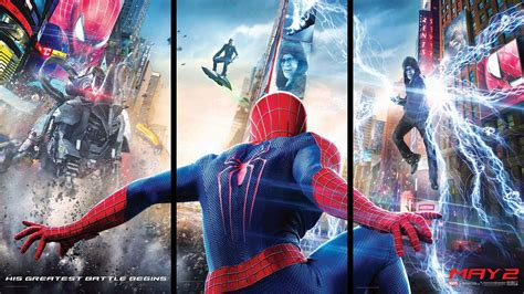 the amazing spider man 2 may 2014 first trailer on the amazing spider man 2 2014 wallpapers 1920x1080 988649