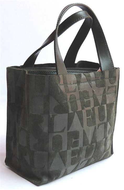 Furla Ginevra Mini Tas Original Branded Bag Authentic Bag janji laku authentic furla logos mini tote embossed logos on suede