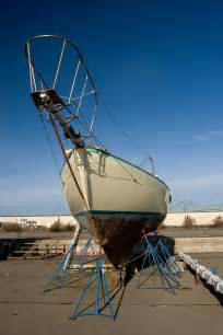 boat paint dry boat dry dock stock photo image of paint dock wooden
