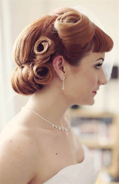 Retro Hairstyles For by 27 Retro Hairstyle Ideas For Inspirationseek