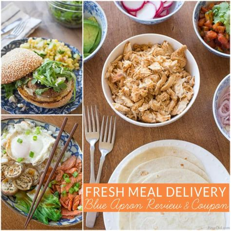 eat at home more often with fresh meal delivery a blue