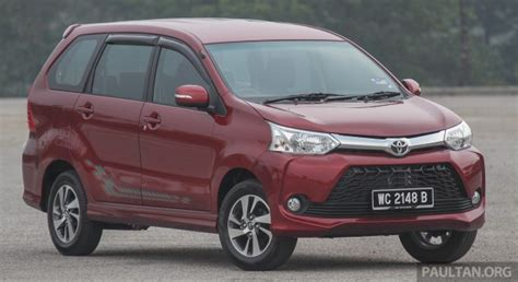 Bodykit All New Avansa Toms gallery toyota avanza facelift now on sale in m sia