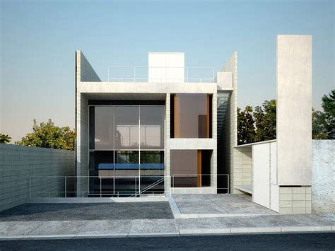 house modern design simple simple modern house architecture with minimalist style 4