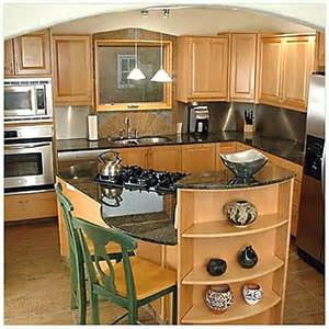 Kitchen Designs For Small Kitchens With Islands Home Design Ideas Small Kitchen Island Design Ideas